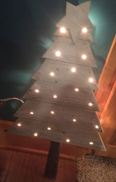 CHRISTMAS IDEAS with PALLETS17