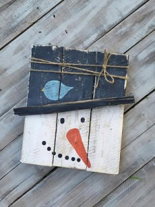 CHRISTMAS IDEAS with PALLETS4