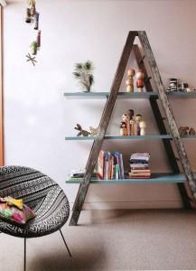 Ladder shelves7