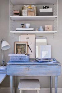 Shabby Chic, retro and industrial styles11