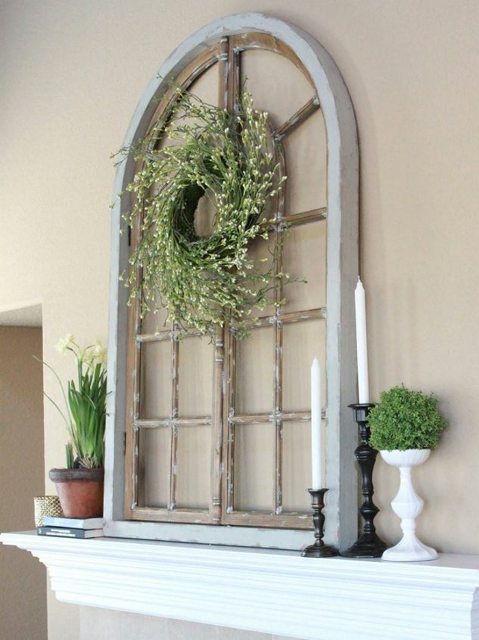 Shabby Chic, retro and industrial styles12