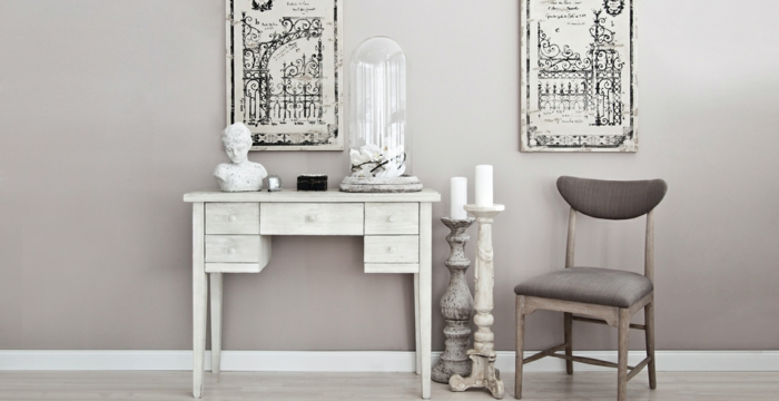 Shabby Chic, retro and industrial styles16
