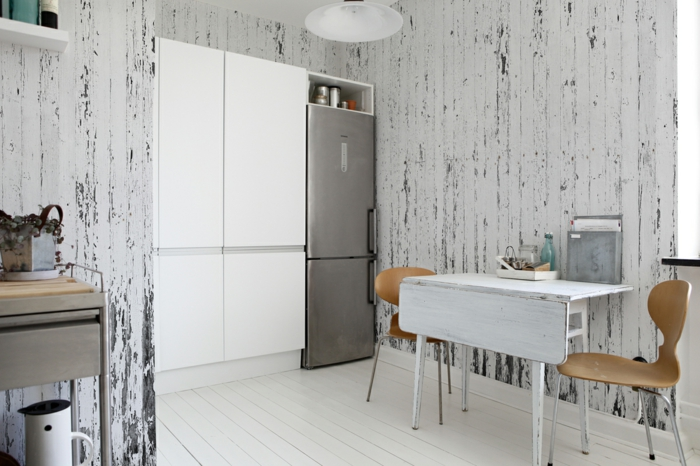 Shabby Chic, retro and industrial styles17