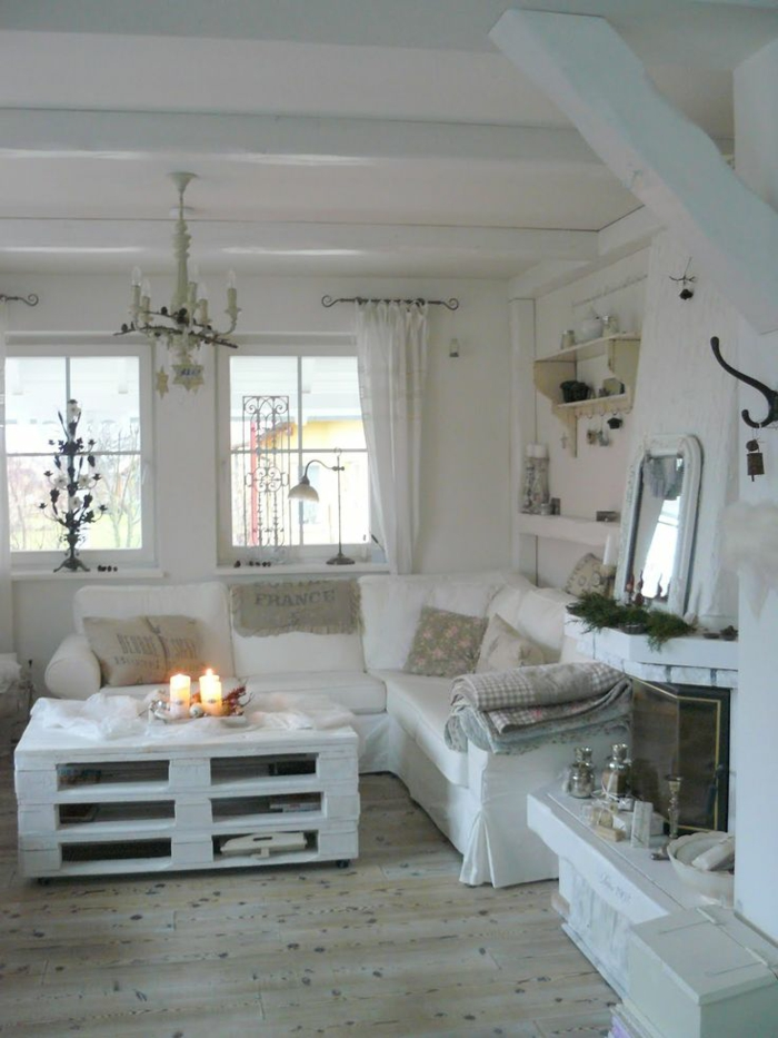 Shabby Chic, retro and industrial styles19