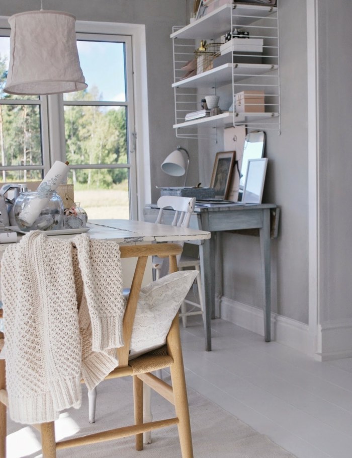 Shabby Chic, retro and industrial styles20