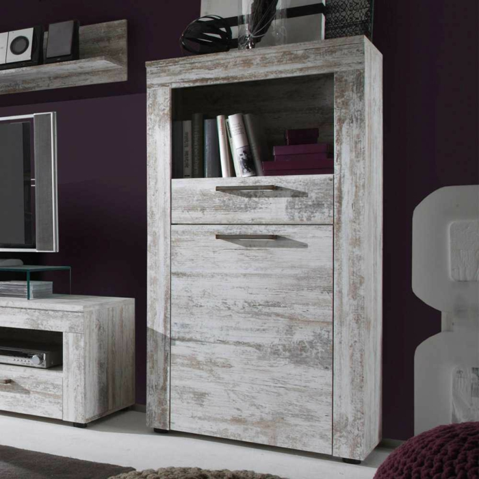 Shabby Chic, retro and industrial styles25