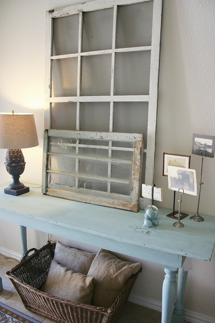 Shabby Chic, retro and industrial styles26
