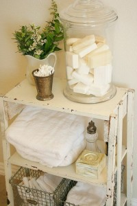 Shabby Chic, retro and industrial styles27