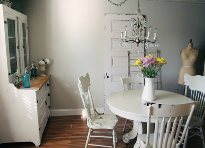 Shabby Chic, retro and industrial styles28