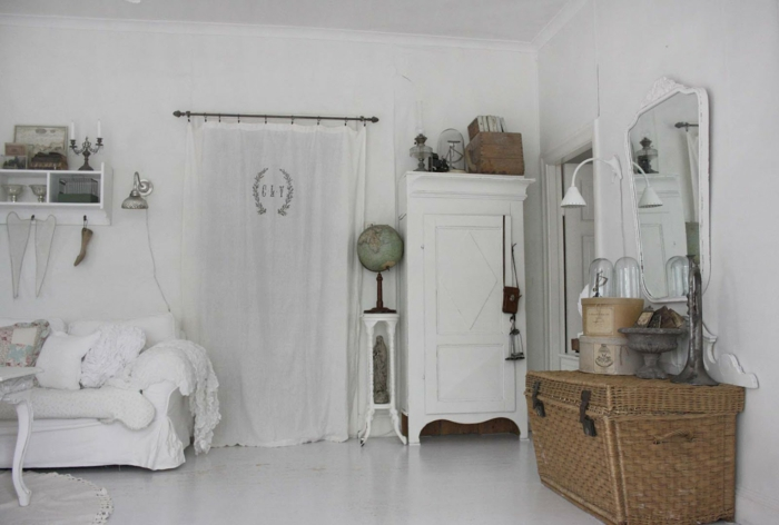 shabby chic retro and industrial styles3