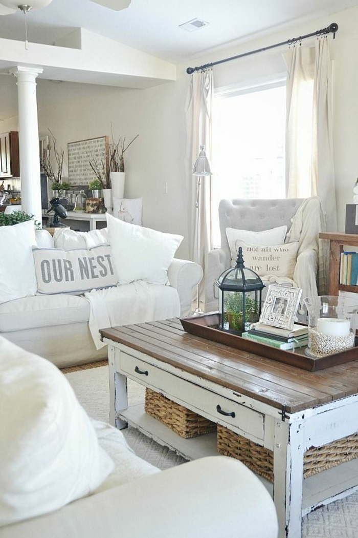 Shabby Chic, retro and industrial styles33