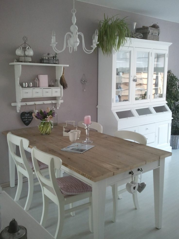 Shabby Chic, retro and industrial styles9
