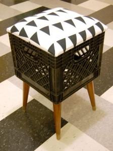 crafts with plastic crates17