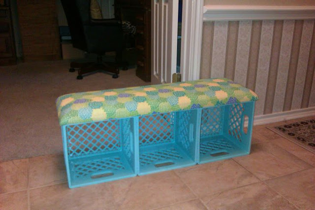 crafts with plastic crates18
