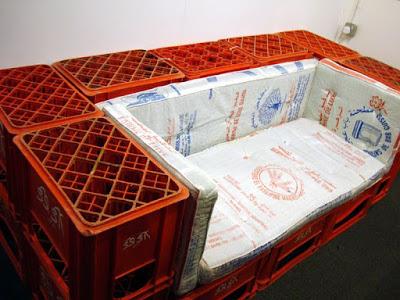 crafts with plastic crates26