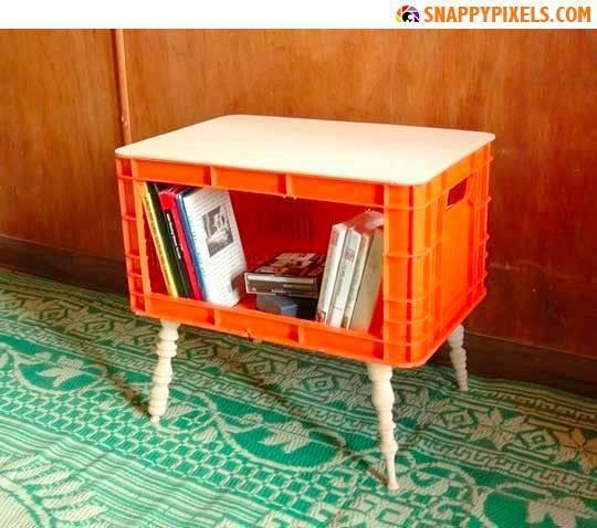 crafts with plastic crates4