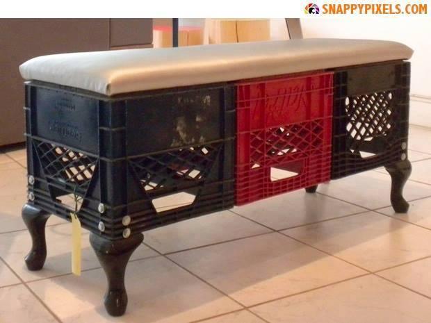 crafts with plastic crates5