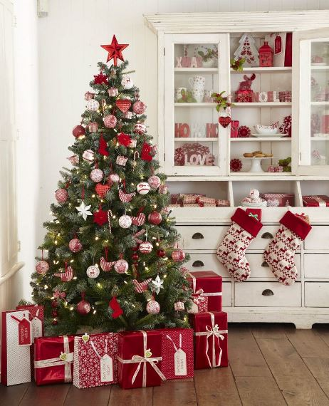 Red Christmas ideas1