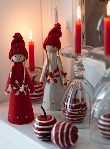 Red Christmas ideas7