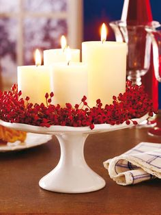 Red Christmas ideas8