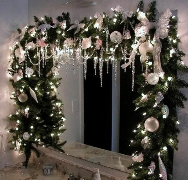 Window decorations for Christmas6