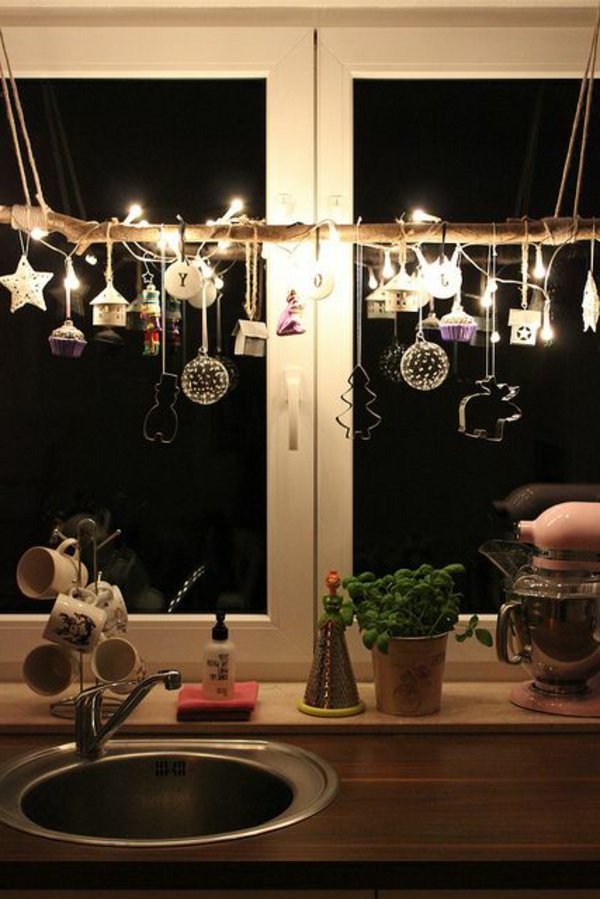 Window decorations for Christmas9