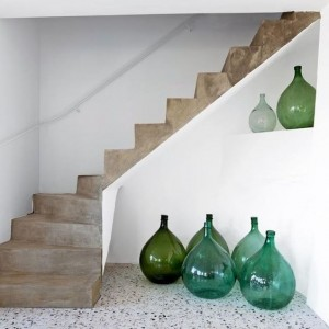 Demijohns in decoration1