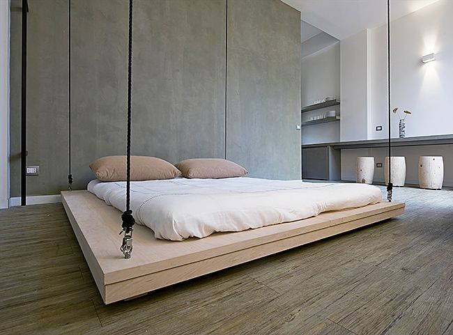 Hanging bed ideas1