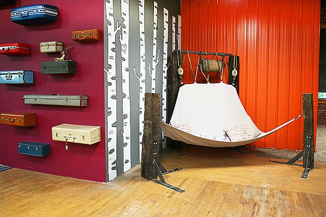 Hanging bed ideas15