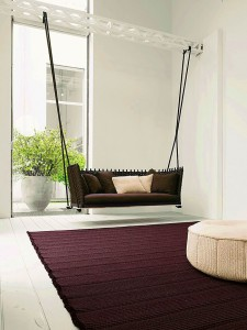Hanging bed ideas17