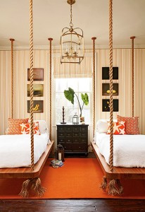 Hanging bed ideas8