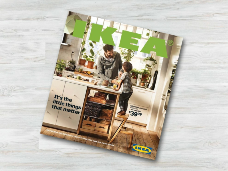 Ikea catalog for 2016