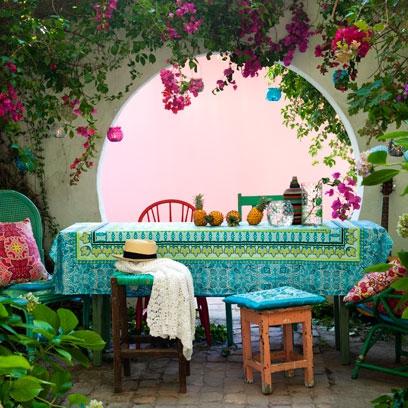 colorful garden ideas7