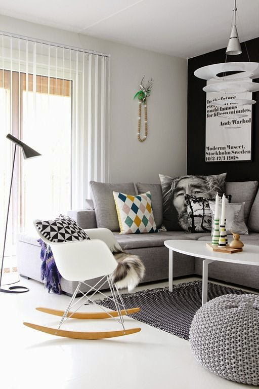 modern decorating ideas for small rooms11
