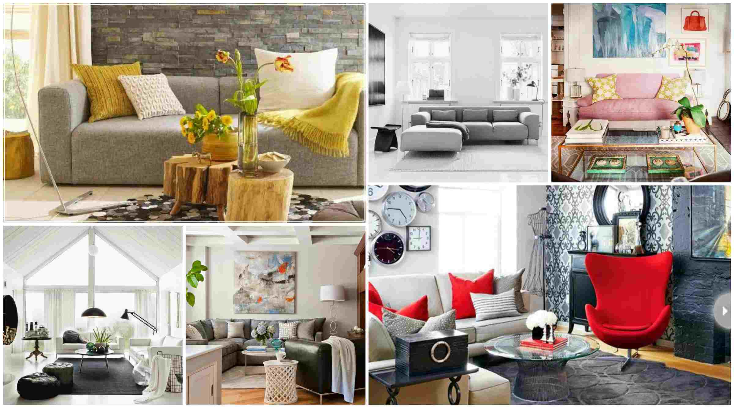 modern decorating ideas for small rooms
