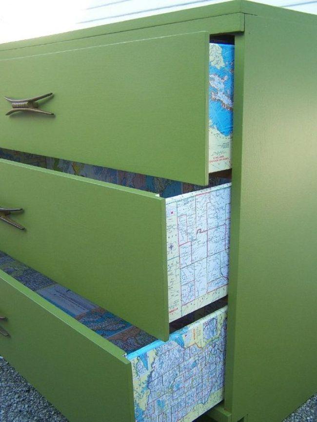 Furniture Decoupage ideas12