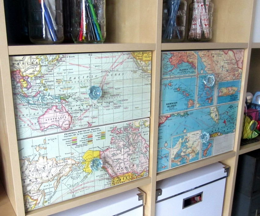 Furniture Decoupage ideas13
