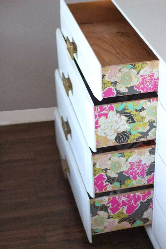 Furniture Decoupage ideas14