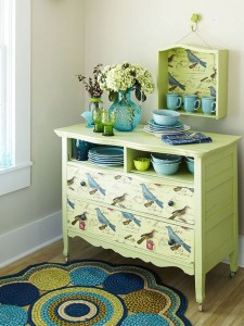 Furniture Decoupage ideas16