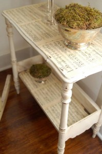 Furniture Decoupage ideas31