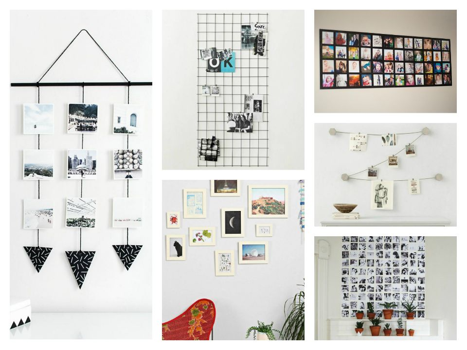creative picture display ideas - s Decoration 35 creative ideas to display pictures