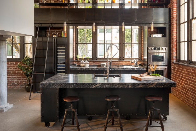 industrial kitchen ideas (11)