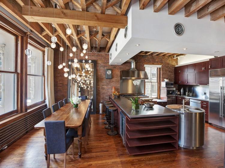industrial kitchen ideas (22)