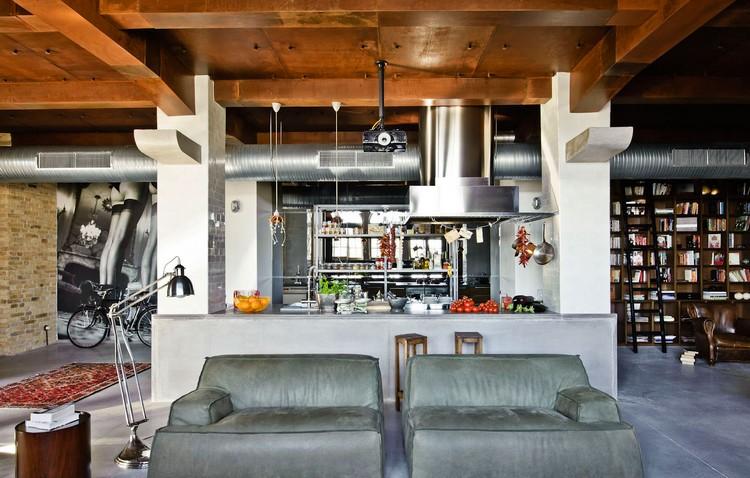 industrial kitchen ideas (25)