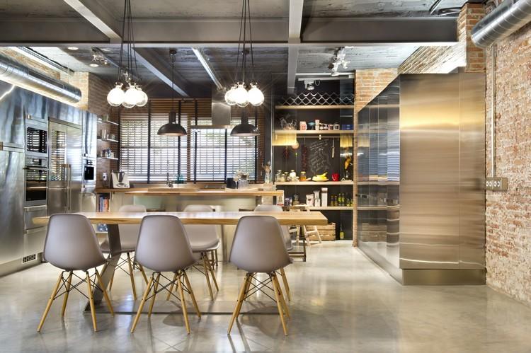 industrial kitchen ideas (26)