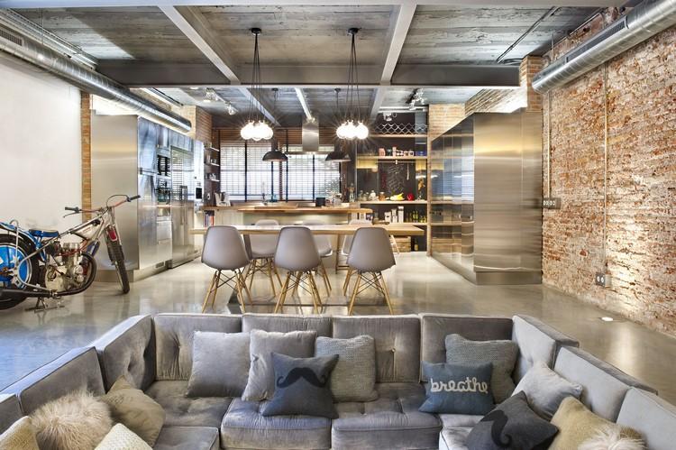 industrial kitchen ideas (28)