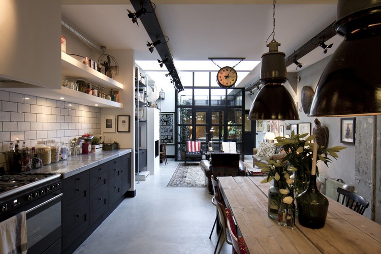 industrial kitchen ideas (32)