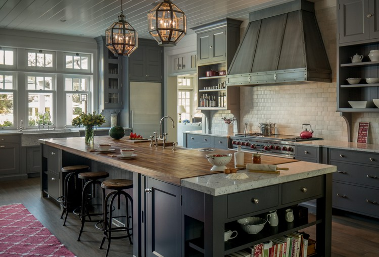 industrial kitchen ideas (34)