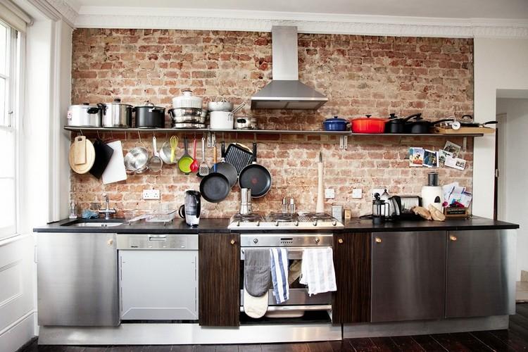 industrial kitchen ideas (37)