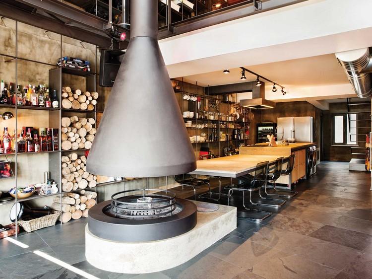 industrial kitchen ideas (4)